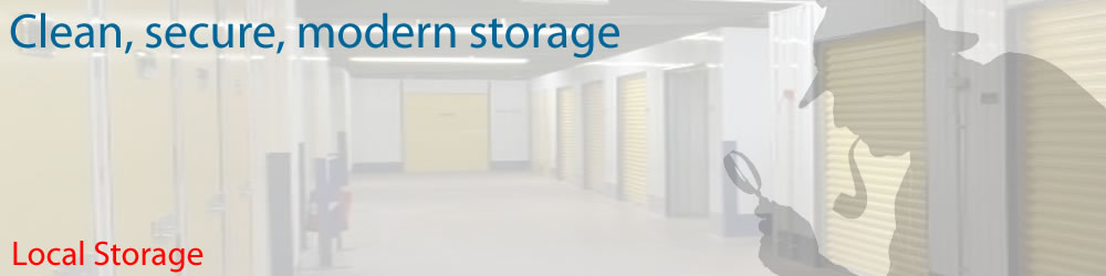 Clean, Secure, Modern Storage